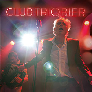 Club Trio Bier - cd-hoes